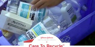 We Need To Care To Recycle In The Bathroom