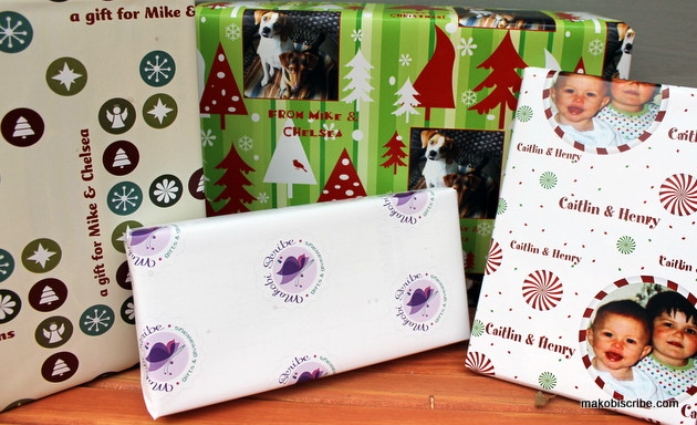 Easy To Follow Christmas Gift Wrapping Tutorial