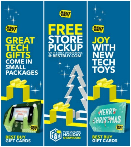 Get Great Deals At Best Buy For Your Holiday Shopping