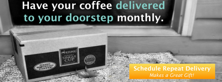 Introducing The Cross Country Cafe Keurig Kcup Subscription Service