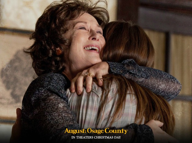 Family Is Key In August: Osage County #AugustMoments