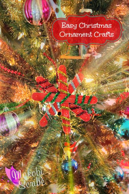 Christmas Ornament Craft For Kids