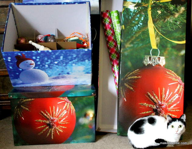 organize your christmas decorations with style and ease