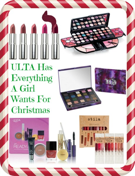 ULTA Has Everything A Girl Wants For Christmas