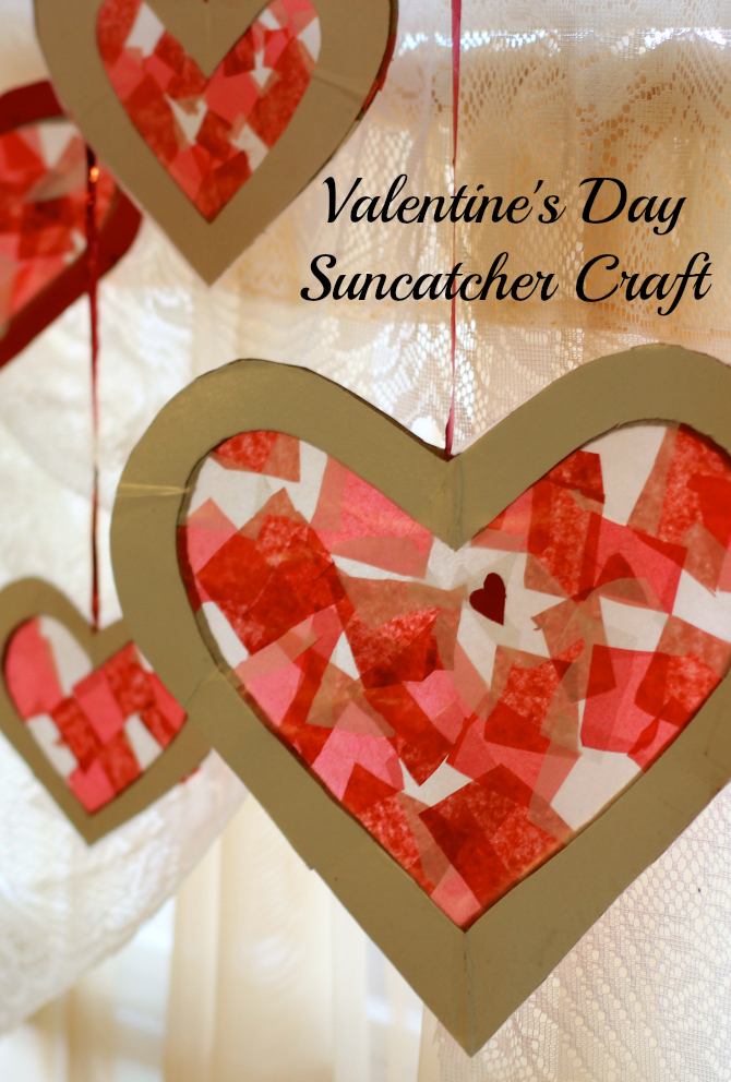 Beautiful Valentine Day Craft Ideas For Kids Part - 5: Easy Valentines Day Craft For Kids