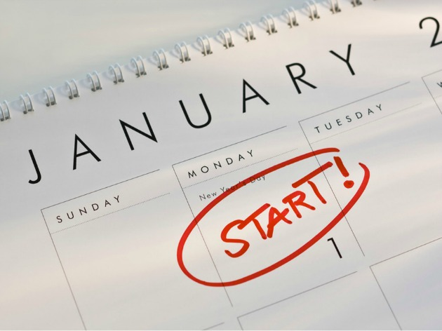 5 Sure Fire Tips For Sticking To Your Resolutions