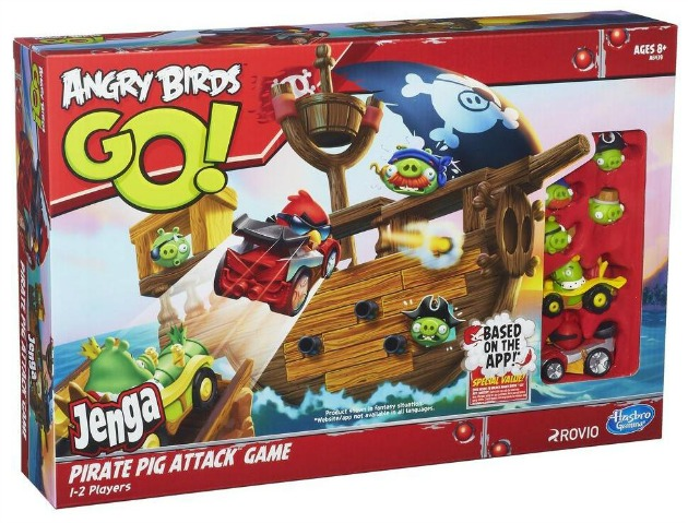 5 Fun Facts About The Angry Birds Game