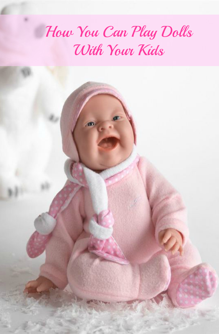 Play Your Card Right On Pinterest: How To Play Dolls With Your Kids ⋆ Makobi Scribe