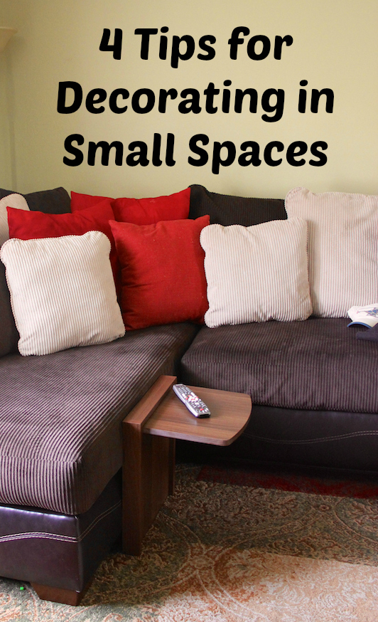 Tips For Decorating In Small Spaces
