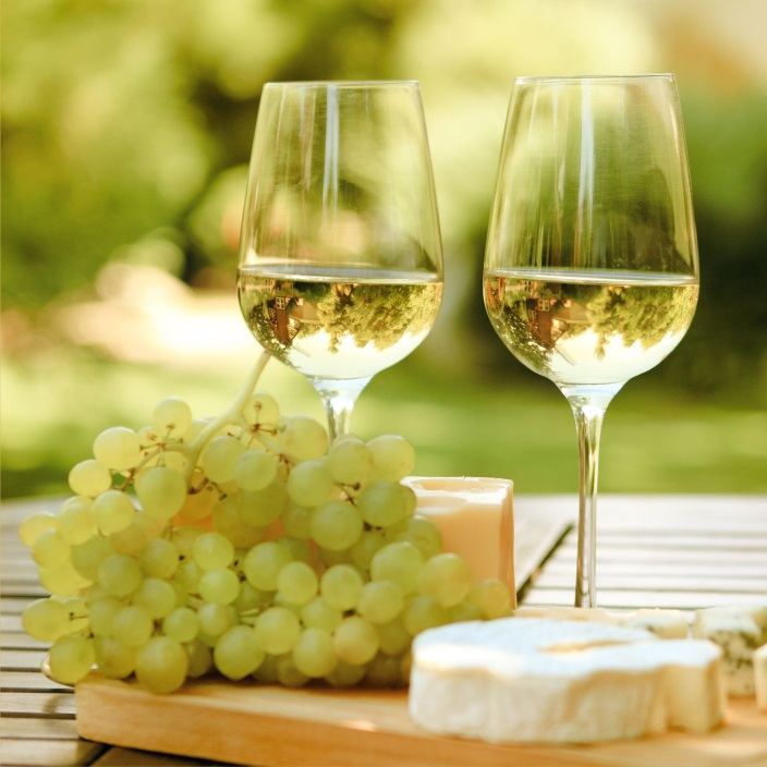 On A Lighter Note: Your Guide To White Wine