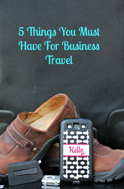 5 Things You Must Have For Business Travel