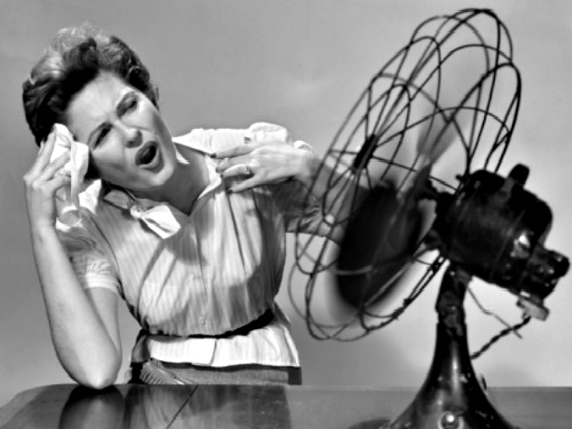 Five Common Symptoms Of Menopause
