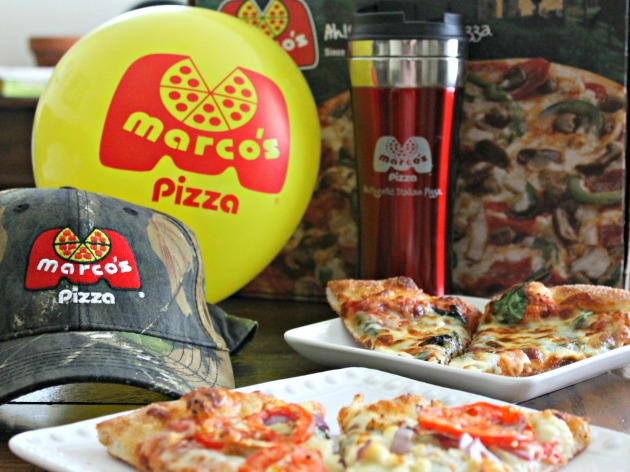 Make It A Family Pizza Night With #MarcosFreshSpinach