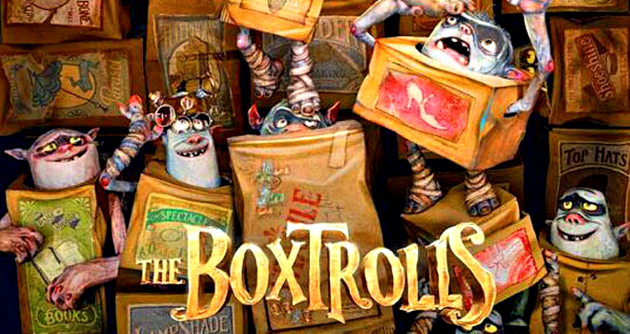 Come One; Come All To The #TheBoxtrolls Twitter Party!