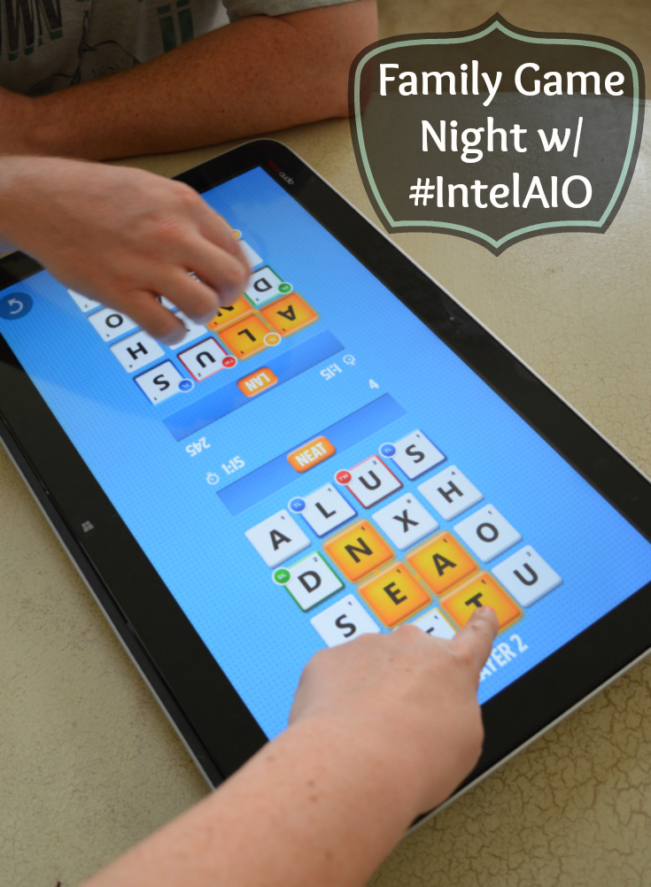 Best Family Game Apps For Windows 8 #IntelAIO