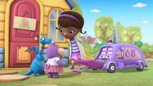 Doc McStuffins Mobile Clinic Will Keep You In Stitches