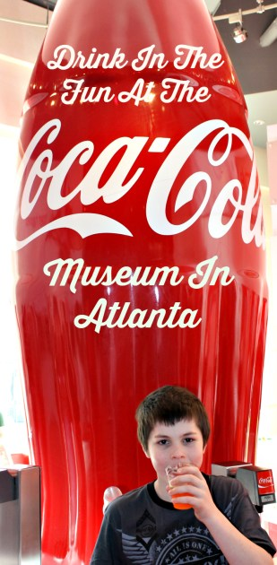 Drink In The Fun At The Coca Cola Museum IN Atlanta