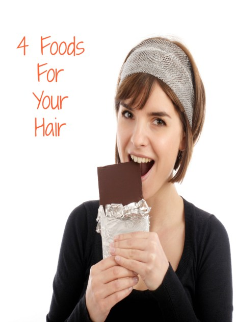 4 Foods For Your Hair