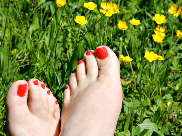 Four Steps To Get Your Feet Sandal Ready