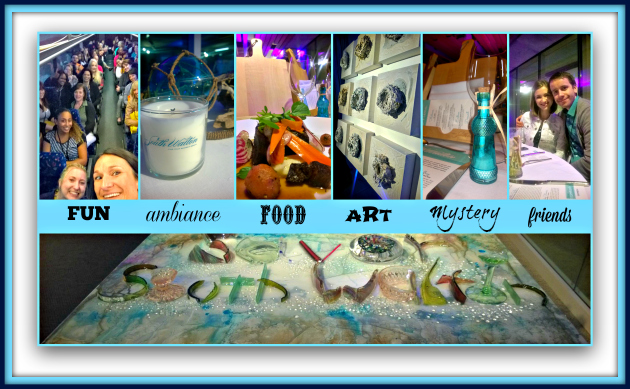 Visit South Walton Beach Threw A Sensory Soiree #BlogHerFood
