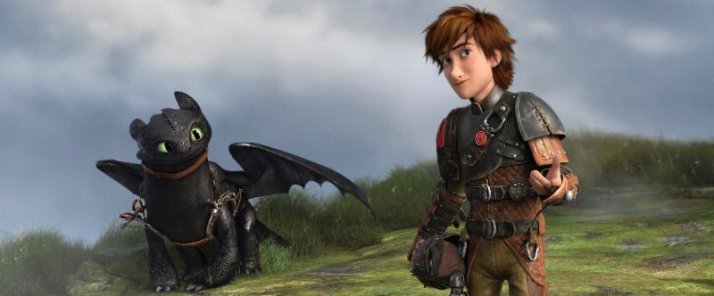 How To Train Your Dragon 2 In IMAX