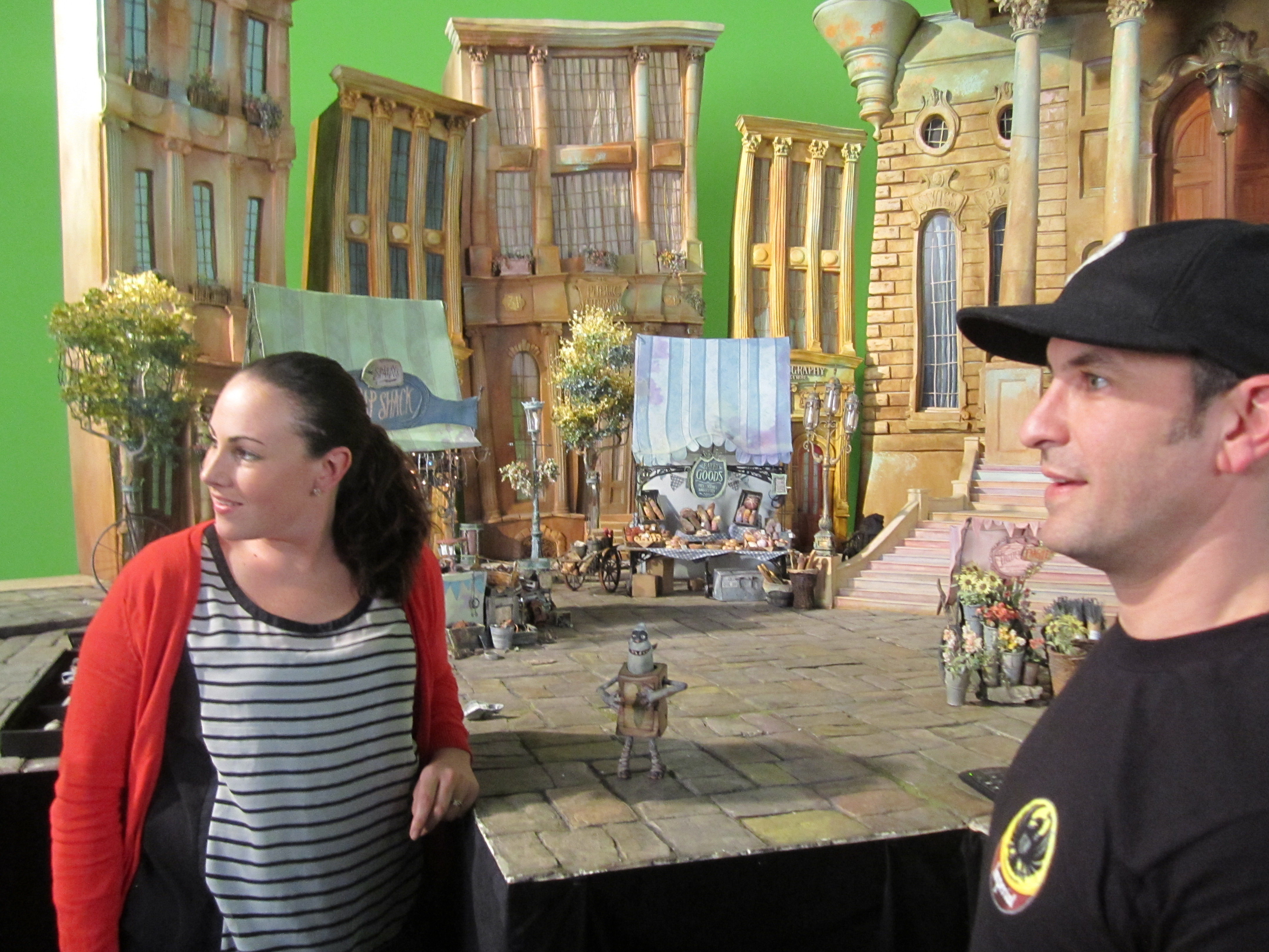 The Boxtrolls: Meet The Puppets And Props