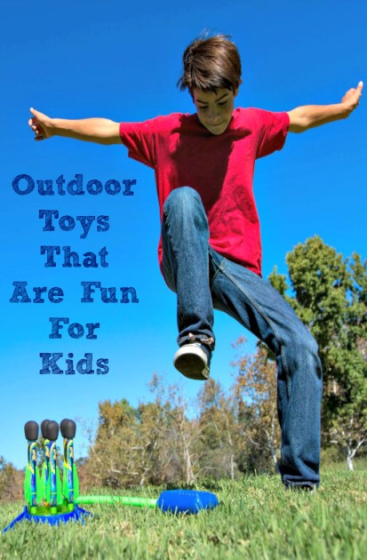 Outdoor Toys That Are Fun For Kids pin