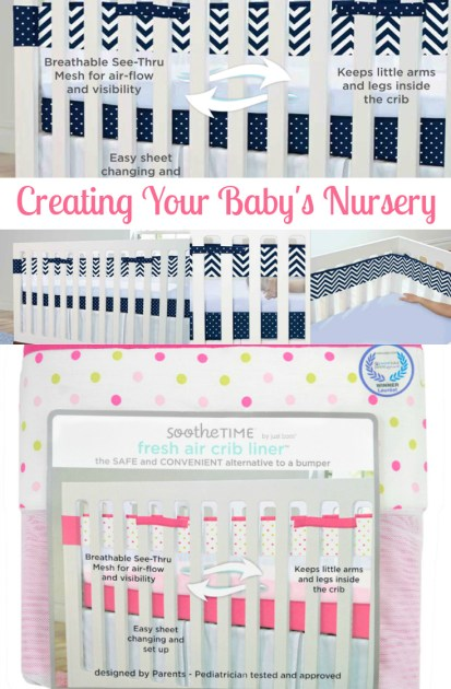 Tips to Creating Your Baby's Nursery