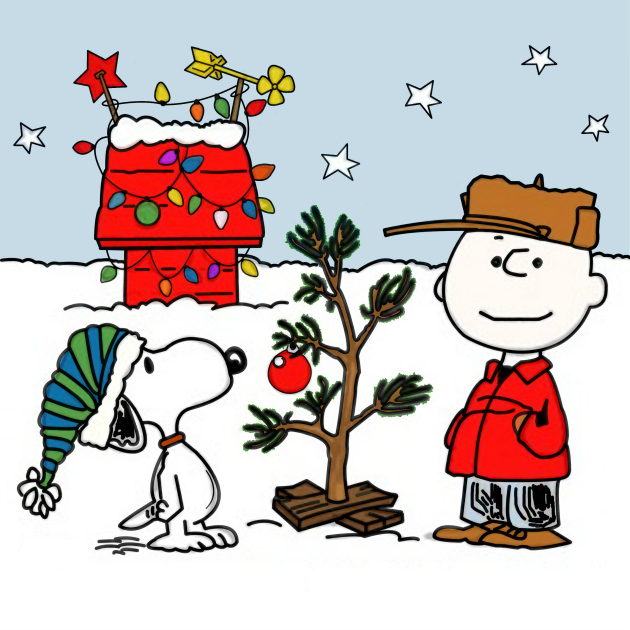 Celebrating 50 Years Of A Charlie Brown Christmas