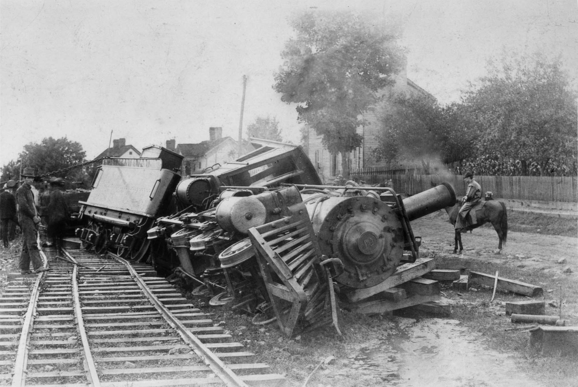 Ten Ways To Drive Safe Today (Or How Not To Hit A TRAIN)