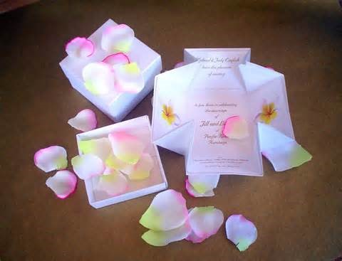 World Wedding Traditions and Customs Inspire the Shape and Style of the Modern-Day Wedding Invitation