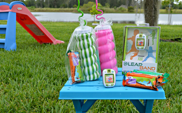 Get Kids Outside: Throwing A Fit Made Fun Party