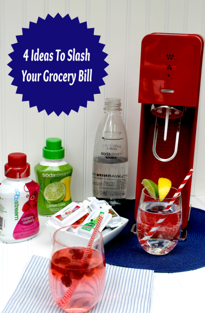 4 Ideas To Slash Your Grocery Bill
