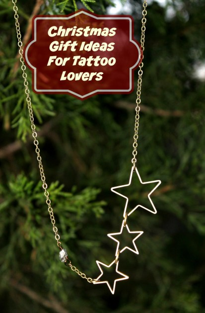 Christmas Gift Ideas For Tattoo Lovers