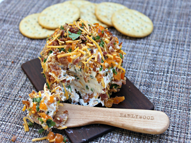 Sweet And Savory Cheese Ball Recipes