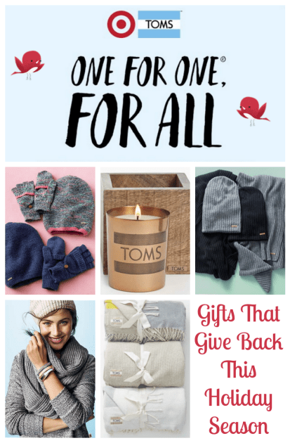 gifts that give back this holiday season