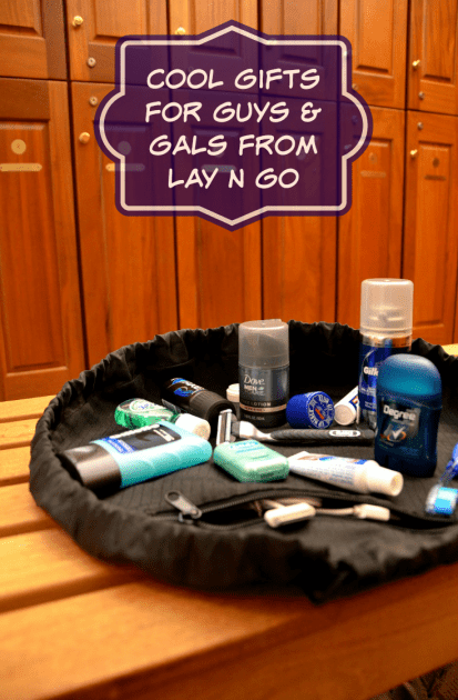 Cool Gifts For Guys and Gals From Lay N GO