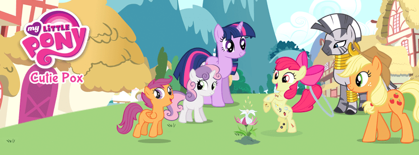 Give Your Kids A Digital Play Date With My Little Pony #MLPcutiepox