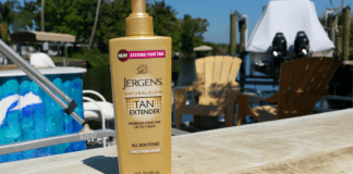How To Keep Your Tan