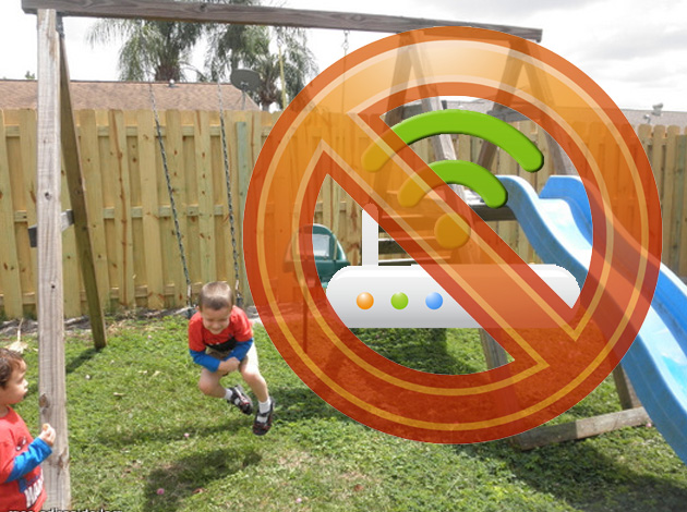 3 Things To Do With Kids When The WiFi Goes Out