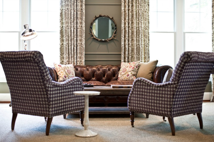 southern houndstooth design
