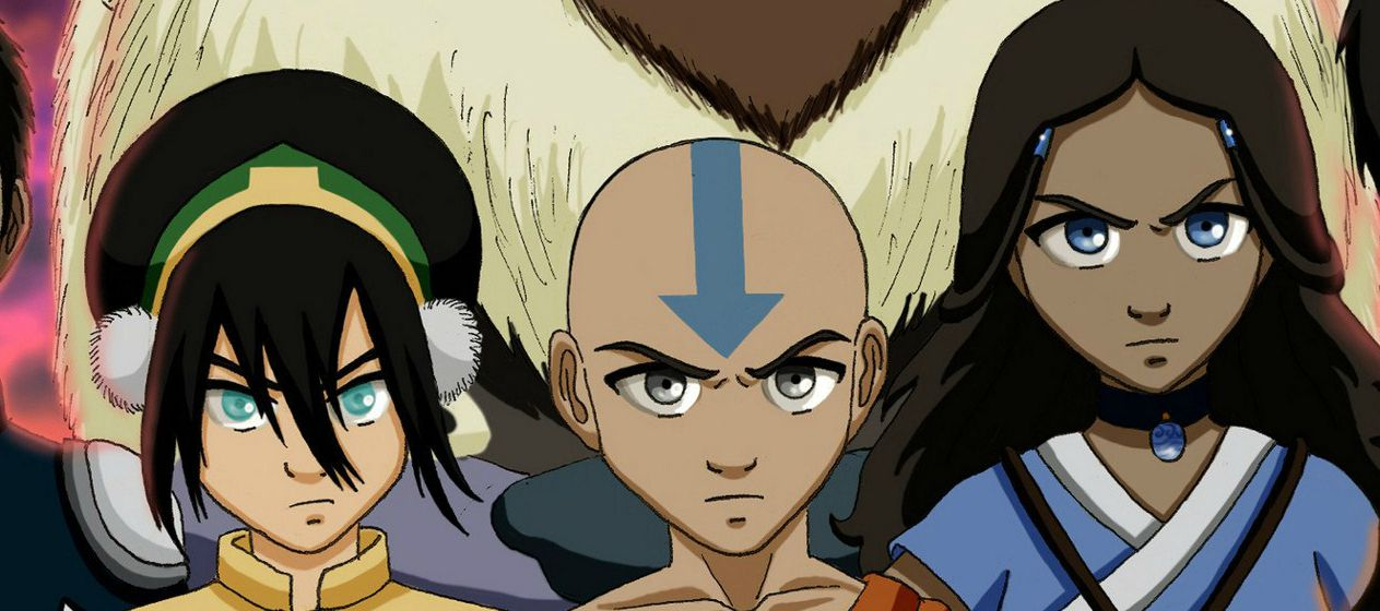 Nickelodeon's Avatar: The Last Airbender on DVD