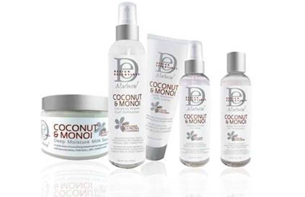 Rejuvenate Your Locks With Coconut Oil & Monoi