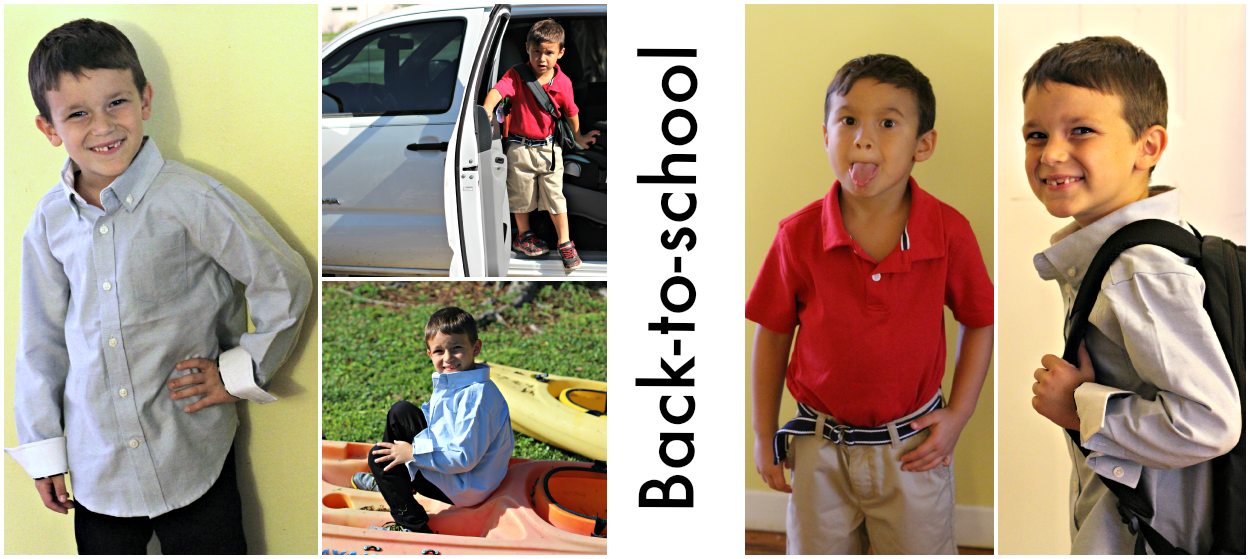 Keeping Your Kids Looking Sharp All School Year #ExpectationsExceeded