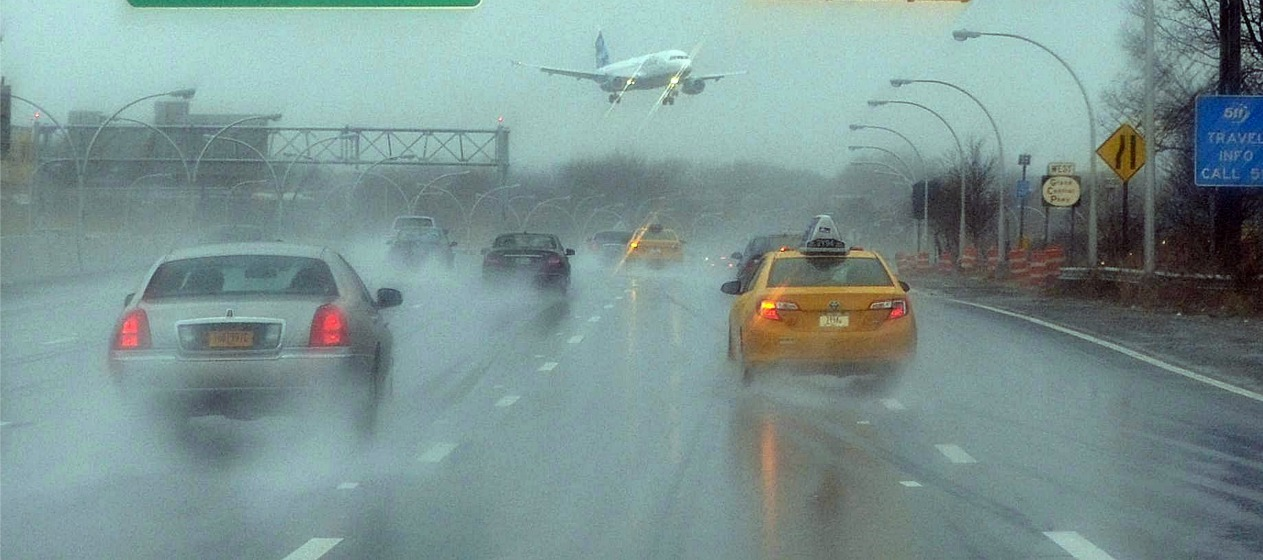 Windshield Wipers On: Rainy Day Driving Tips