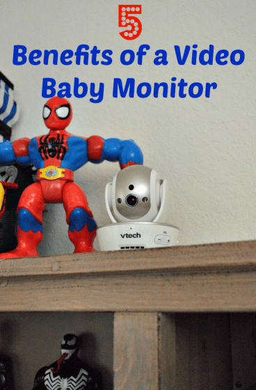 5 Benefits of a Video Baby Monitor