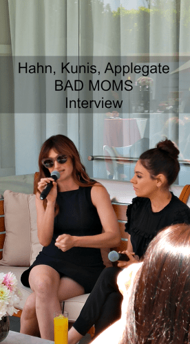 Bad Moms Interview