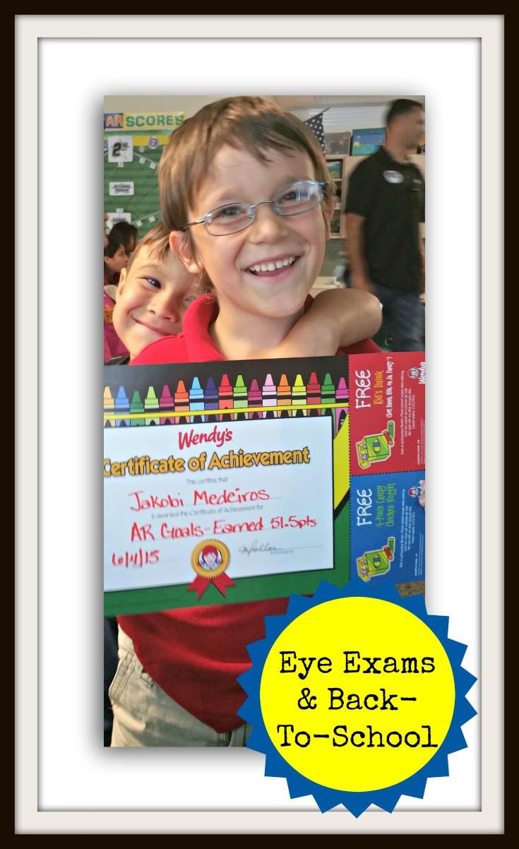 Eye Exams Are Crucial For Back-To-School Success