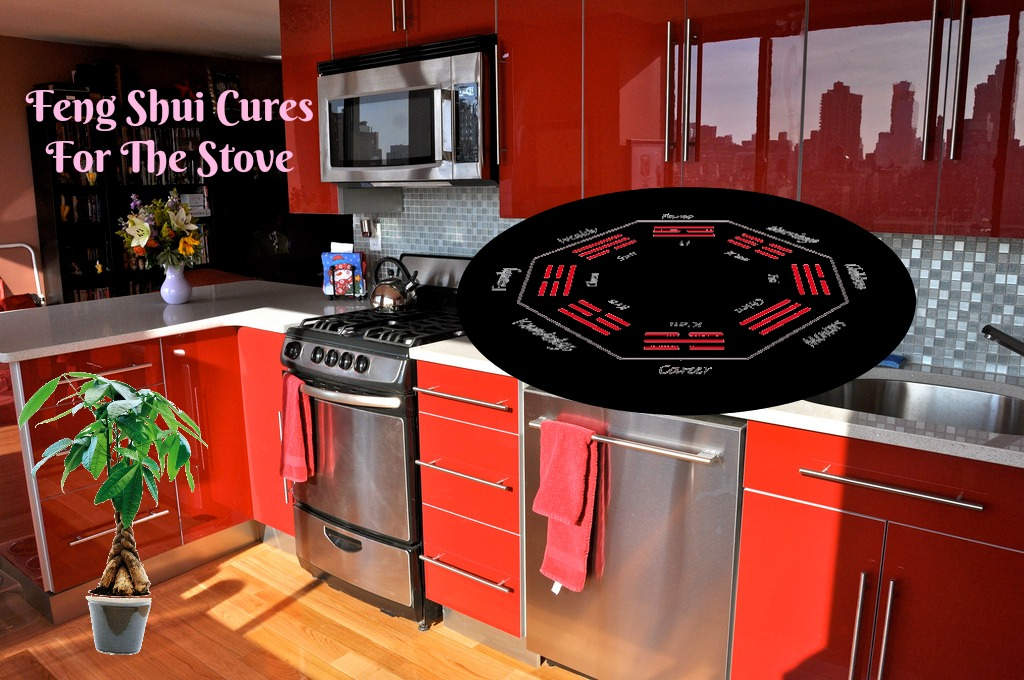 5 Feng Shui Cures For The Stove