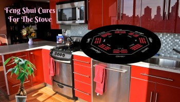 kitchen cures feng shui